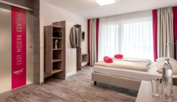 smart Hotel und Felsentherme Gastein