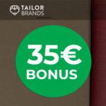 Letzte Chance: 13€ eff. Gewinn! 🎁 Logo gestalten lassen & 35€ Bonus sichern