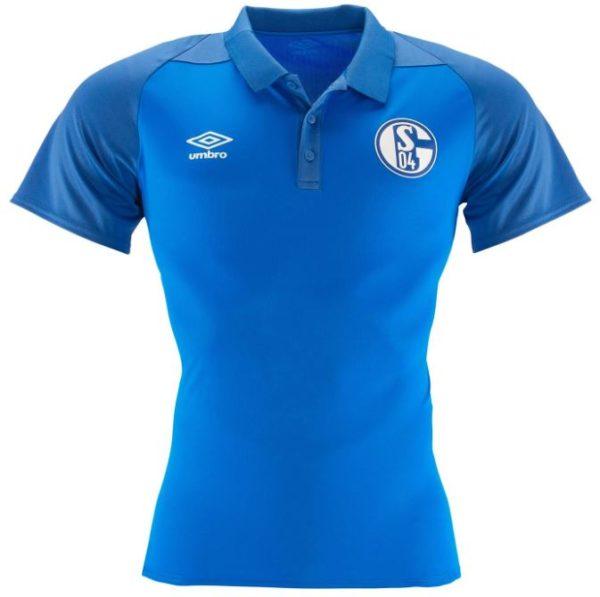 umbro FC Schalke 04 Herren Polo Shirt