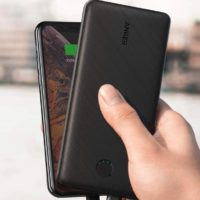 Anker PowerCore Essential 20.000 mAh Dual Port Powerbank mit Quick Charge
