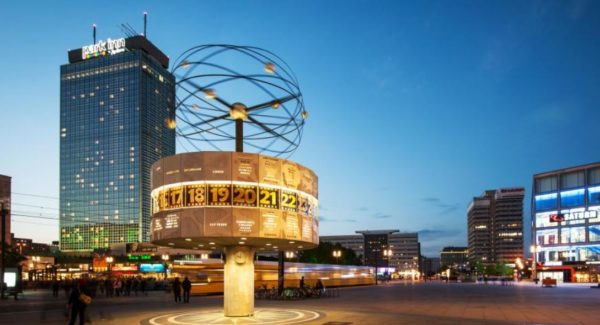 Berlin 5 Sterne   Palace Hotel