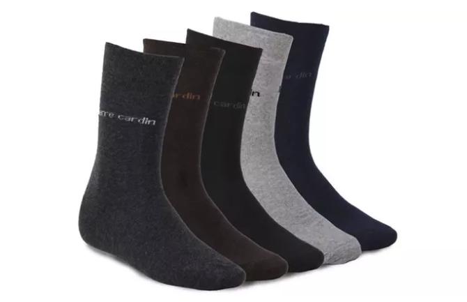 18, 30 oder 51 Paar Pierre Cardin Business-Socken groupon