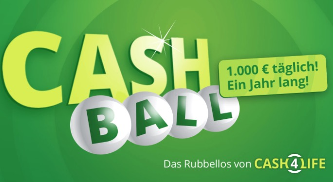 Cashball Rubbellose