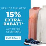 Engelhorn: 15% Oster-Rabatt 🐰👕 z.B. auf Wellensteyn, Bugatti, s.Oliver usw.