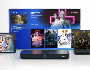 Fussball Bundesliga live Sport Filme Serien  in HD   Sky 2020 03 04 16 57