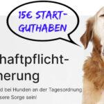 3 Monate effektiv gratis 🐕👍 Getsafe Hunde-Haftpflichtversicherung