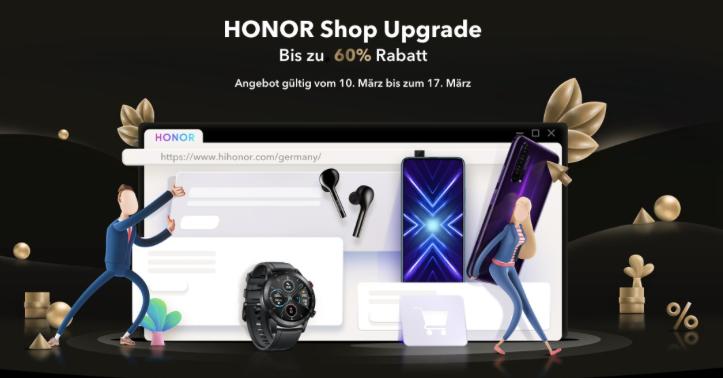 HONOR Shop Update Bis zu 60 Rabatt Hihonor Deutschland 2020 03 10 10 15