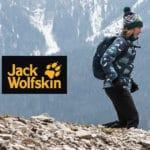 Nur noch heute: Jack Wolfskin 👖👕 mit bis zu 49%, z.B. Outdoor-Jacken usw.