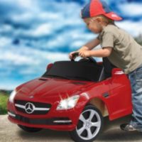 Jamara Kinder Elektroauto Mercedes Benz