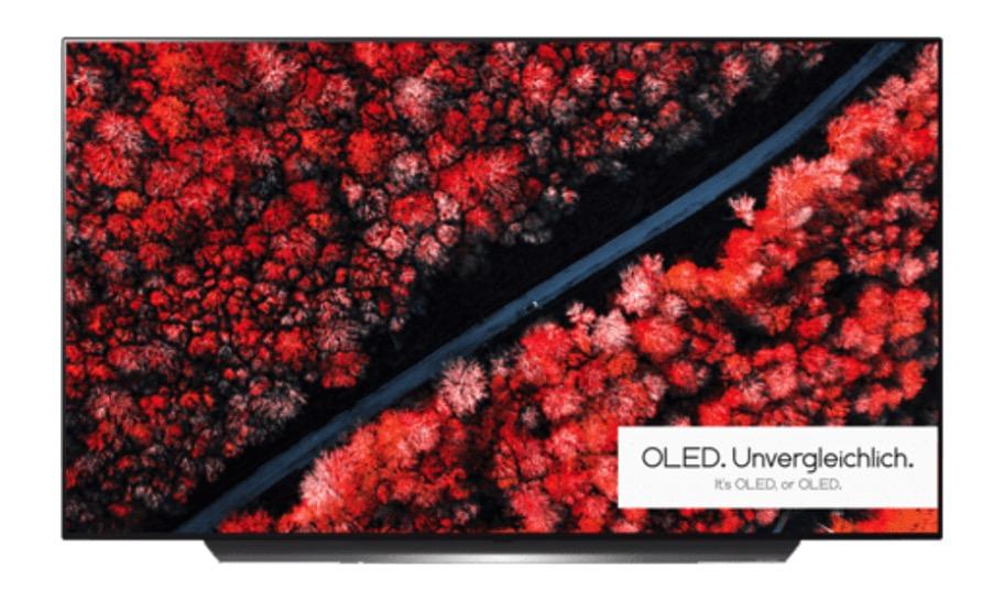 LG OLED55C97LA OLED TV