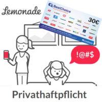 Lemonade Privathaftpflicht