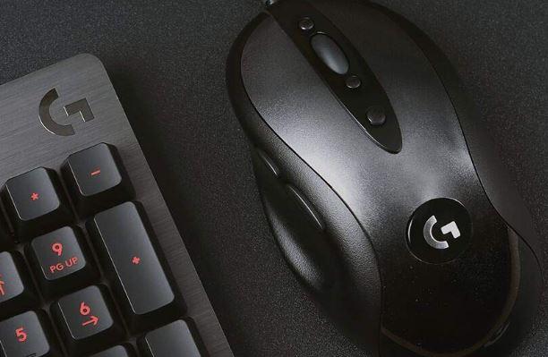 Logitech G MX518 Gaming Maus 16.000 DPI
