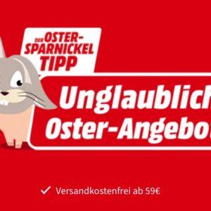 MediaMarkt Sparnickel-Aktion 🐰🙌 mit vielen Technik-Bestpreisen
