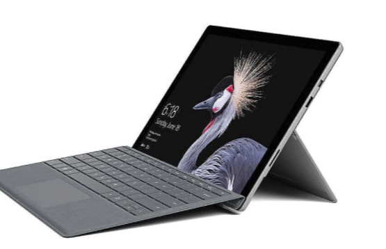 Microsoft Surface Pro  Type Cover  12.322 Multi Touch mit 128GB SSD