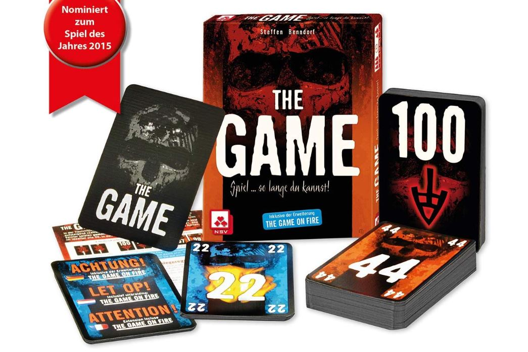 The Game (Kartenspiel)