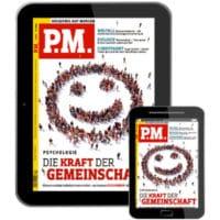 P.M. E-Paper Abo