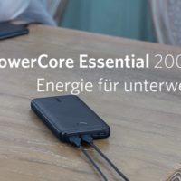 Powerbank Anker PowerCore Essential 20000mAh
