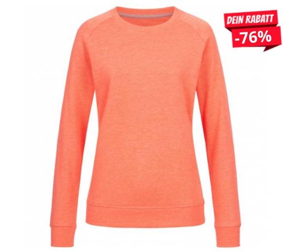 RUSSELL Raglan Damen Sweatshirt 0R280F0 Coral Marl