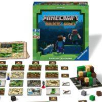 Ravensburger 26132   Minecraft Builders  Biomes   Brettspiel