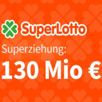 SuperLotto 130 Mio
