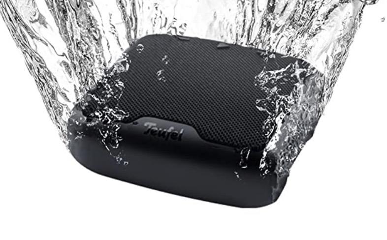 Teufel Boomster Go 🔊 kompakter, wasserfester Bluetooth-Speaker