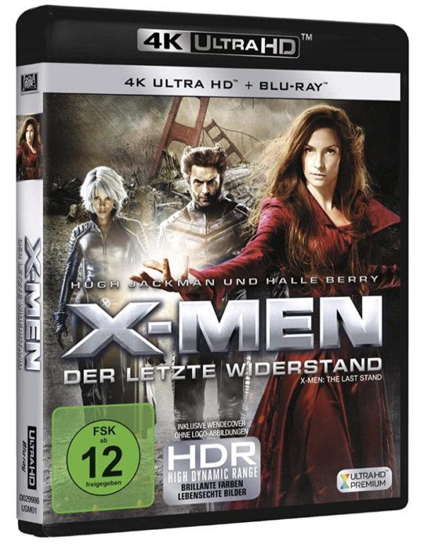 X MEN DER LETZTE WIDERSTAND 4K Ultra HD Blu ray Amazon.de DVD  Blu ray 2020 03 17 11 37