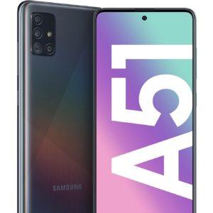 Eff. unter 1€ 📱Samsung Galaxy A51 + 3GB LTE Allnet-Flat (o2) für 9,99€ mtl.
