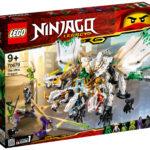 Tipp: 20% Gutschein auf Lego, z.B. Ninjago - Der Ultradrache 🐉