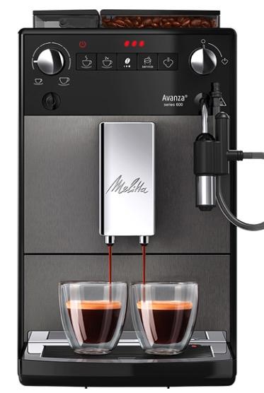 Avanza series 600 Kaffeevollautomat mystic titan