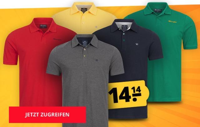 Champion Axil Herren Polo Shirts