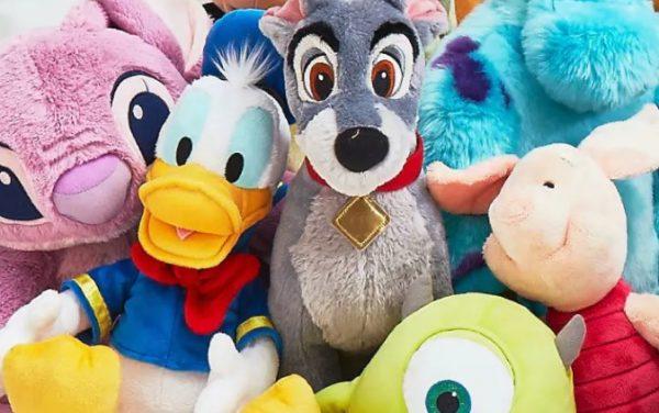 Disney 20 Gutschein ab 50 Bestellwert z.B. Mandalorian Simba usw.