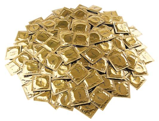 Eis.de 100 Kondome