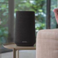 HARMAN KARDON Citation 100 Smart Speaker Schwarz
