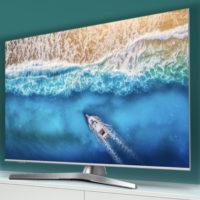 Hisense H55U7B 138 cm 55 Zoll Fernseher 4K Ultra HD HDR Dolby Vision Triple Tuner Smart TV USB Aufnahmefunktion Amazo 2020 04 26 19 00