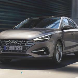 [Privat] Hyundai i30 1.0 T-GDI Edition Sondermodell für eff. 139€ mtl.