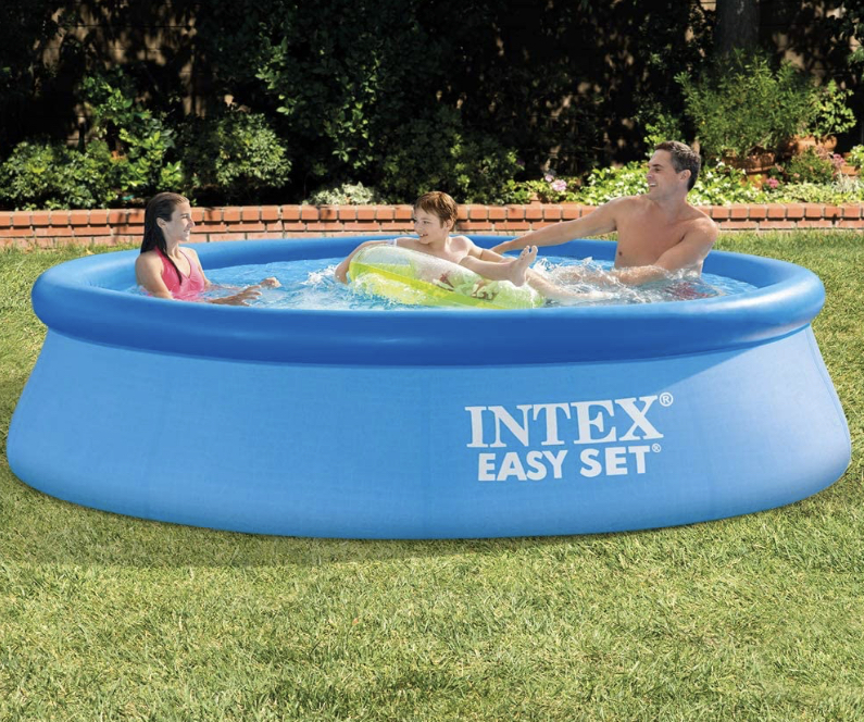 Intex Easy Set Pool   Aufstellpool 305 x 76 cm Amazon.de Garten 2020 04 22 20 23