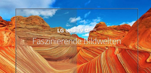 LG 65UM7050PLA LCD TV