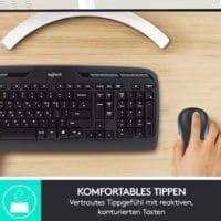 LOGITECH MK330 Tastatur-Maus Set