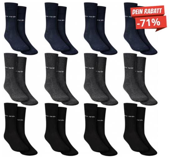 Pierre Cardin 12er Pack Herren Business Socken 1760 3 A  SportSpar 2020 04 02 20 06
