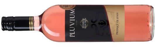 Pluvium Premium Selection   Vino Rosado e1594046655255