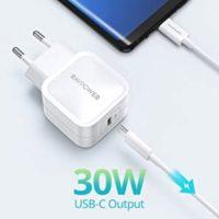 RAVPower USB C Ladegeraet  mit 30W  PD
