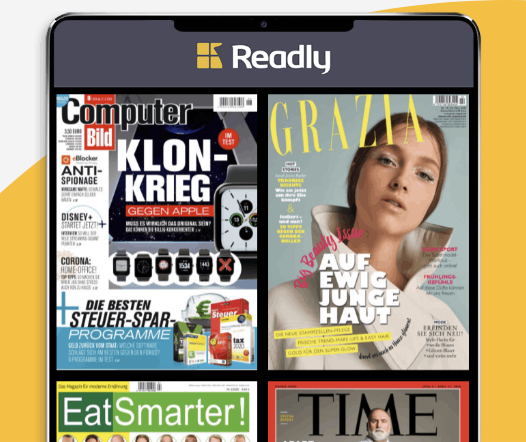 📚 Playboy, Hörzu, Auto Bild + 5.000 weitere Magazine: 2 Monate für nur 1,99€
