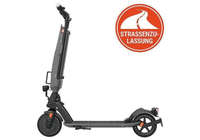 TREKSTOR EG 6078 E Scooter mit Strassenzulassung