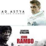 Amazon Prime 🔥🎬 über 300 Filme für je 0,99€, z.B. Ad Astra - Zu den Sternen usw.