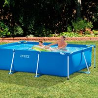 intex frame pool