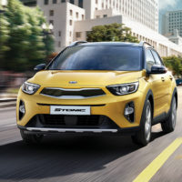 kia stonic yb cuv wants to get noticed