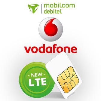 Vodafone Allnet-Flat Für 9 99€
