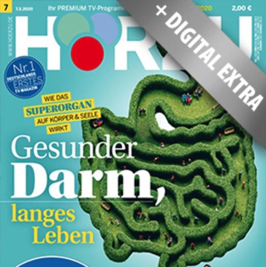 13 Ausgaben HOERZU Digital
