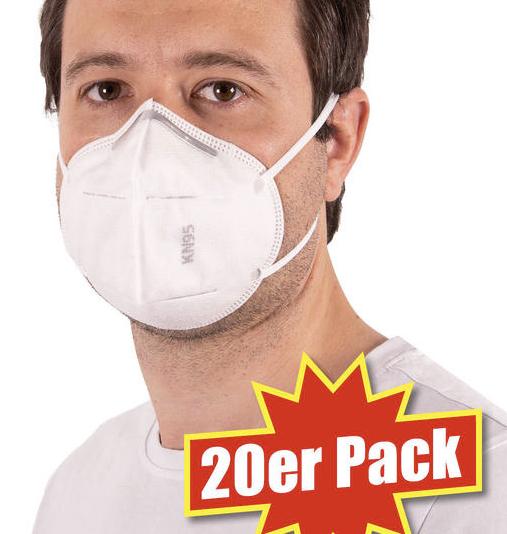 20er Pack KN95   Schutzmasken 2020 05 07 15 59