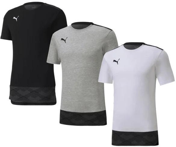 3er Pack Puma Team T Shirt